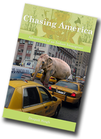 Chasing America Book Cover